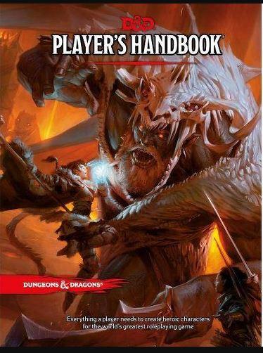 5e player's handbook pdf