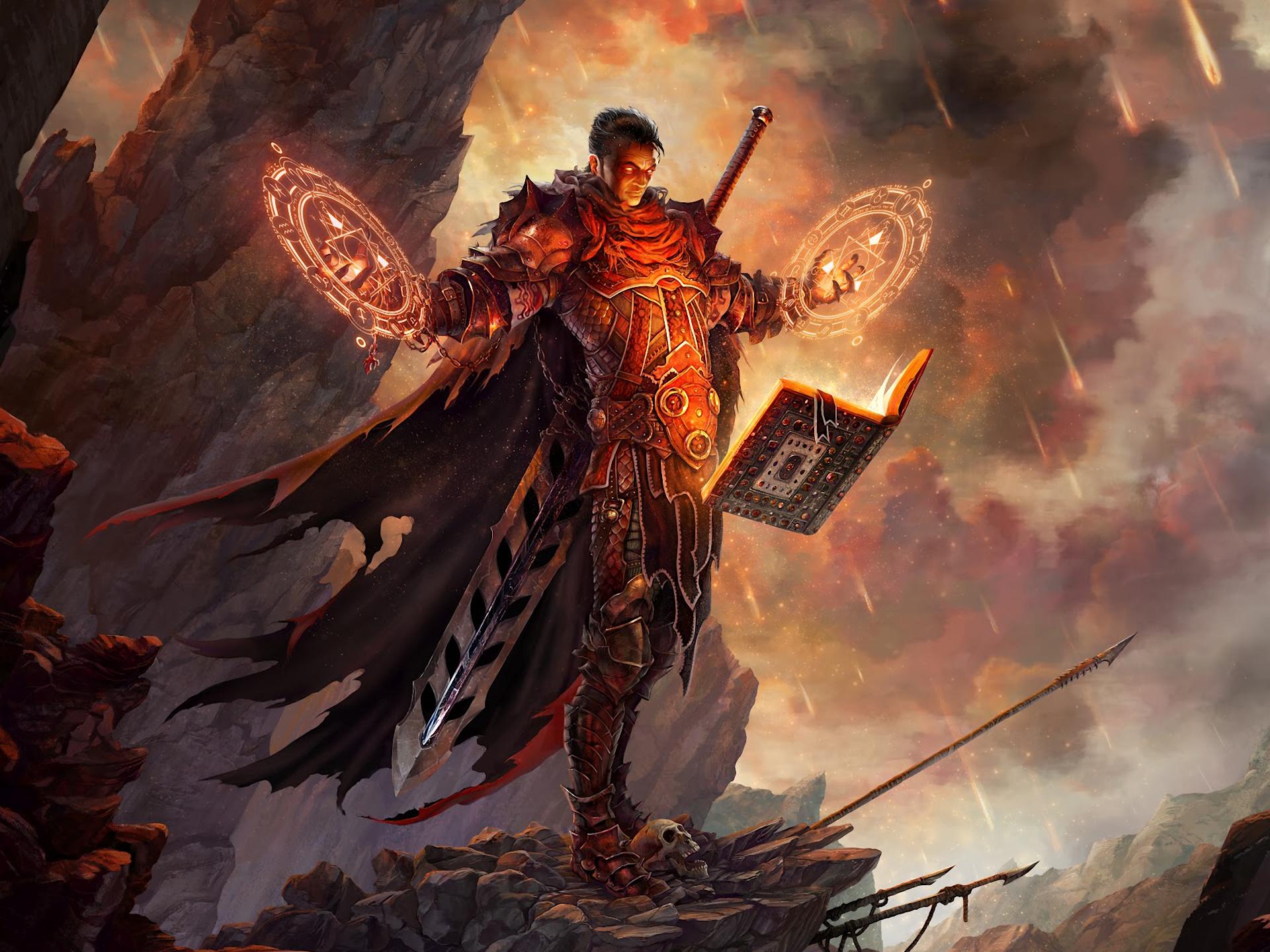 Sorcerer 5E Guide for D&D- Spells/Origins - Dungeons and Dragons