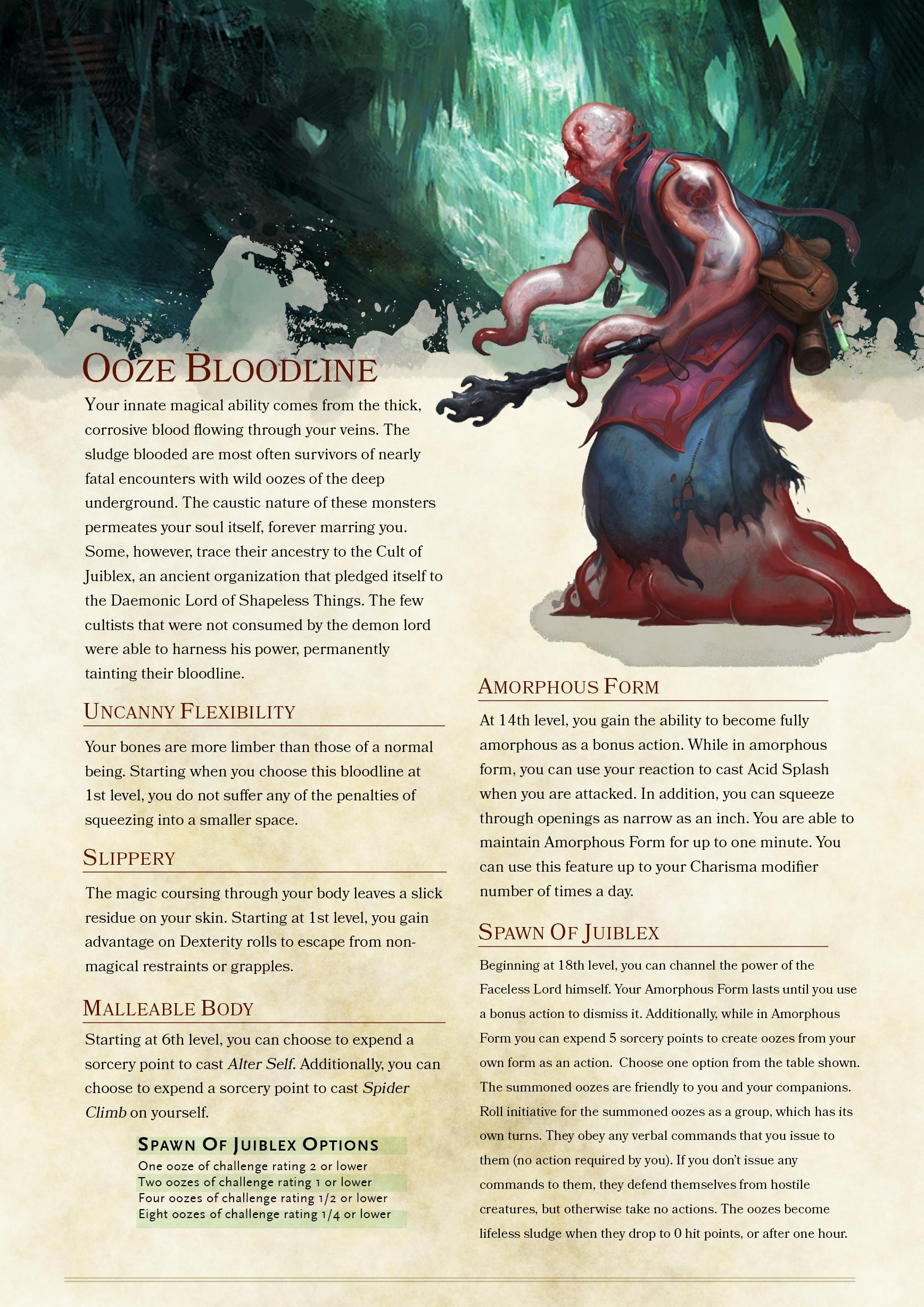 Sorcerer 5th Edition Guide