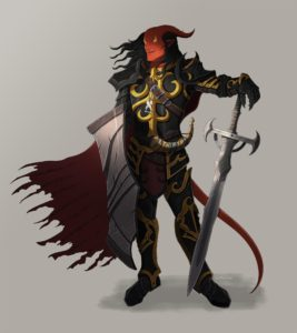 Tiefling 5e races in dnd