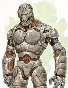 Warforged 5th edition dnd
