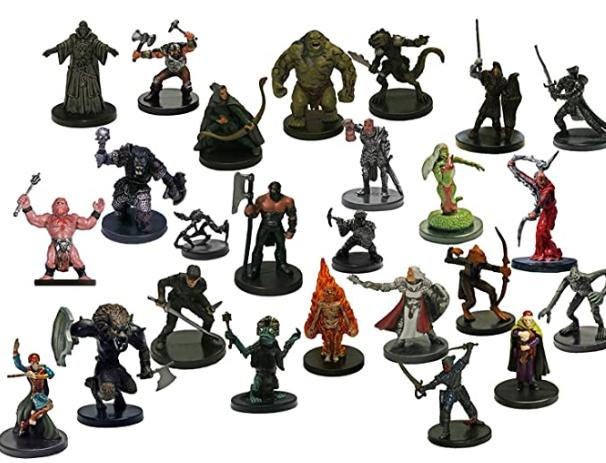 D&d Miniatures Figures