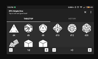 best d&d dice roller available